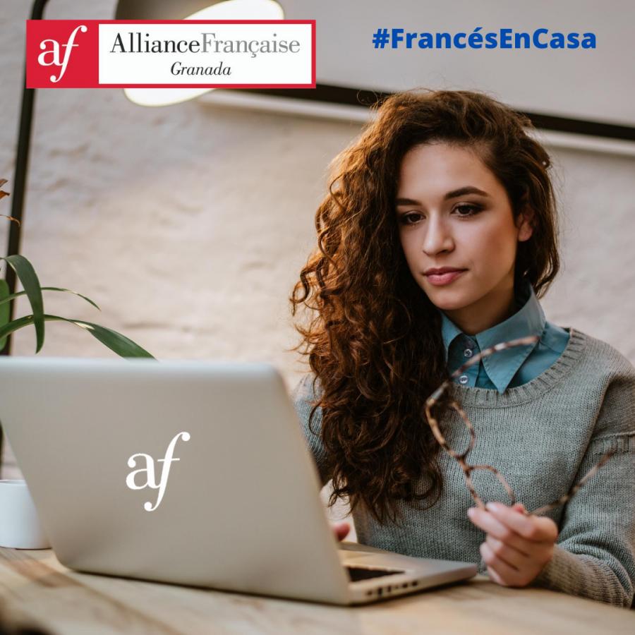 Curso de francés <span>100% online</span> para adultos